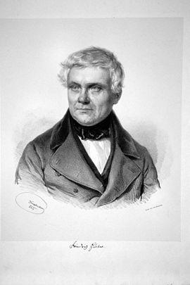 Friedrich von Hurter