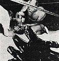 Fritz Von Erich applying his Claw - Big Time Wrestling - 21 Juin 1977 (cropped).jpg