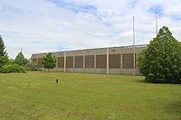 Front of the Cape Cod Coliseum.JPG