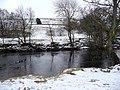 Frozen river - geograph.org.uk - 1727859.jpg
