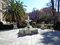 Fuente del Jardín de la Lonja.JPG
