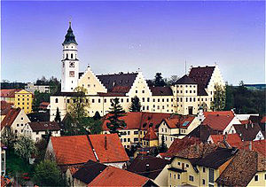 Babenhausen, Bavaria - Babenhausen and the Fugger Castle