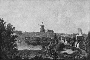 Fuglevad - Fuglevad in about 1860