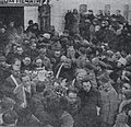 Funeral of revolutionary leader Larissa Reissner 1926.jpg