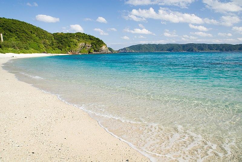 File:Furuzamami beach Okinawa Zamami.jpg