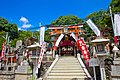 Fushimi Inari Shrine, Kyoto, Peak, Kyoto Prefecture, Japan - panoramio (2).jpg