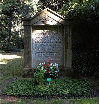 Ludwig Prandtl - Göttingen, City Cemetery: Ludwig Prandtl's grave