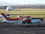 G-BBZV Piper Cherokee Arrow 28R (32080530770).jpg