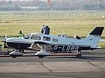 G-LORR Piper Cherokee Archer 28A (31452881775).jpg