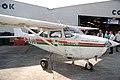G-SACD Reims F172 Shoreham Airport, September 2007.jpg