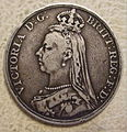 GREAT BRITAIN, VICTORIA 1890 -CROWN b - Flickr - woody1778a.jpg