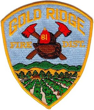 Gold Ridge Fire Protection District - Image: GRFPD