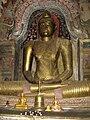Gadaladeniya Temple, Seated Buddha 0533.jpg