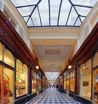 Covered passages of Paris - Galerie Véro-Dodat