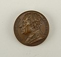 Galerie métallique des grands hommes français (Great Men of France) Medal, 1818 (CH 18154381).jpg