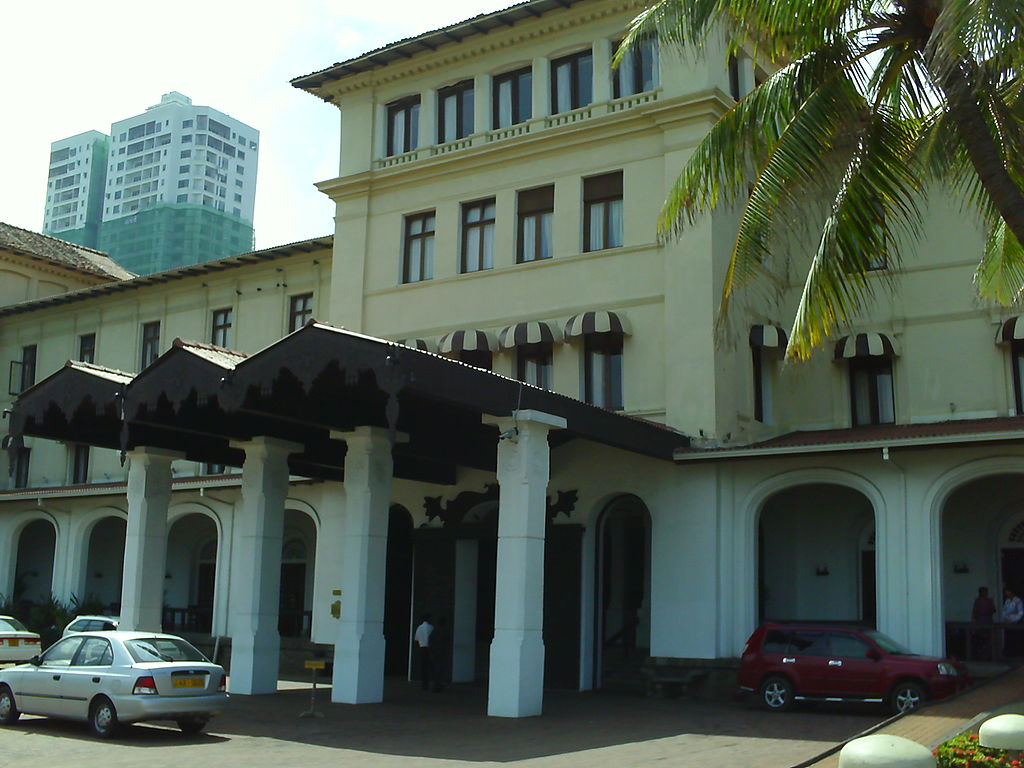 Galle Face Hotel Spa