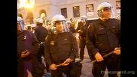 File:Gallivanting with Riot Police - NATO 2012.webm