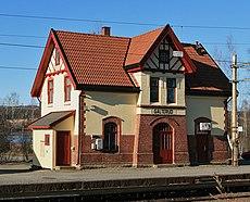 Galterud Station