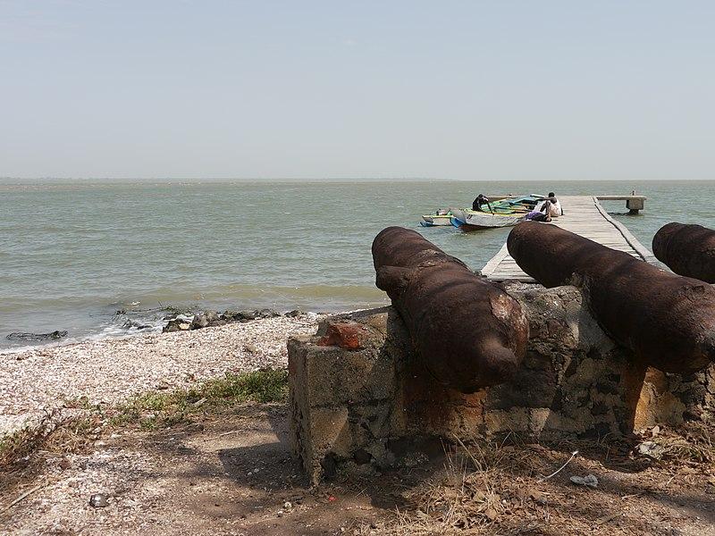 詹姆斯岛(James Island)为非欧发展史提供了最好证据 - wuwei1101 - 西花社
