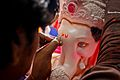 Ganesh Idol in Making By Anis Shaikh 03.jpg