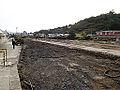 Gangneung station rebuilding 03.jpg