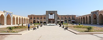 Kerman Province - Ganjali Khan Complex in Kerman.