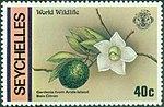 Gardenia from Aride Island 1978 stamp of Seychelles.jpg