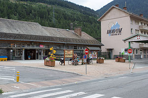 Gare de Modane - Modane railway station
