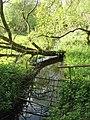 Gate at drain - geograph.org.uk - 1290646.jpg