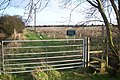 Gate near East End Farm - geograph.org.uk - 656942.jpg