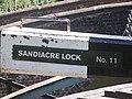 Gate on Sandiacre Lock (3).JPG