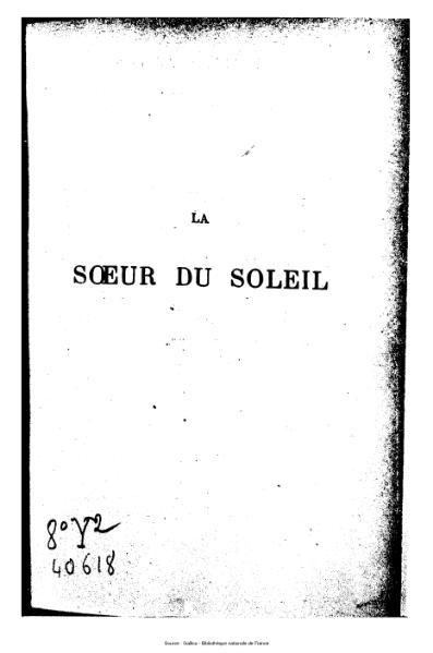File:Gautier - La sœur du soleil.djvu