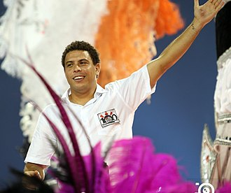 Ronaldo (Brazilian footballer) - Ronaldo with Corinthians in 2010