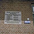 Gedenksteen motorgemaal bij Vuilendam in polder Laag-Blokland - Vuilendam - 20363630 - RCE.jpg