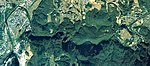 Geibikei Gorge Aerial photograph.1977.jpg