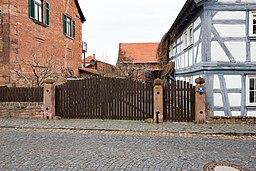 Oberdorfstraße in Gelnhausen