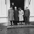 Generaal Eisenhower bij Dr. Drees en Minister s Jacob, Bestanddeelnr 904-3913.jpg