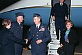 General Larry D. Welch at Andrews Air Force Base.jpg