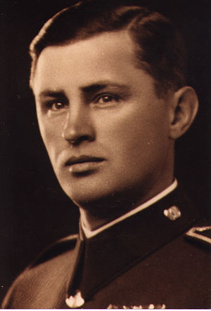 Josef Mašín - General Mašín