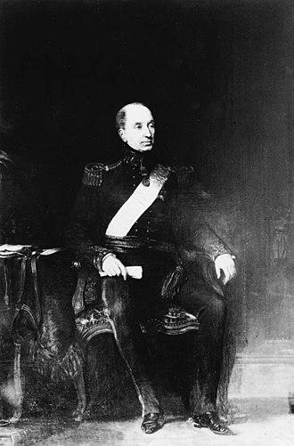 Governor of British Mauritius - Image: General Ralph Darling