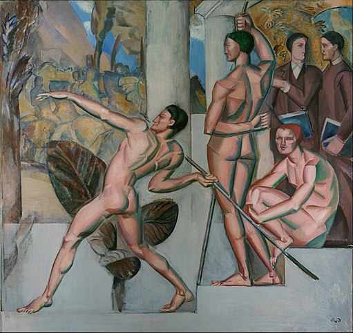 Georg Pauli - Mens sana in corpore sano - Google Art Project