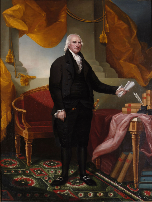 George clinton vice president