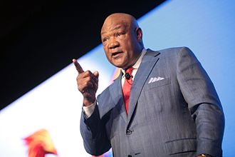 George Foreman - Foreman in 2016