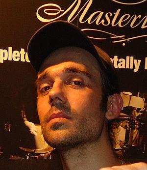 George Kollias (drummer) - Image: George Kollias Vienna, Austria (June, 2011)