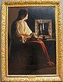 Georges de la tour, maddalena penitente, 1640 ca..JPG