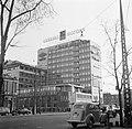 Gezicht op de Vesterbrogade met op de achtergrond v.l.n.r. een kantoor van Arbej, Bestanddeelnr 252-8822.jpg