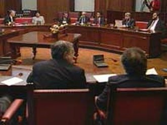 Government of Gibraltar - The Gibraltar Parliament in session.