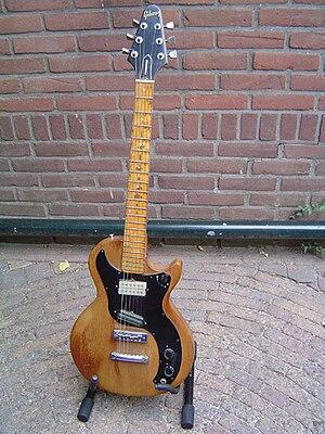Gibson Marauder - Image: Gibson Marauder 1986