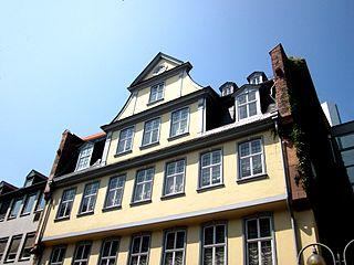 Гётехаус (Goethehaus)