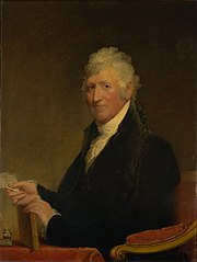 Colonel David Humphreys (1752-1818), B.A. 1771, M.A. 1774